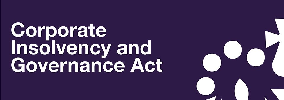 Coroporate insolvency governance act