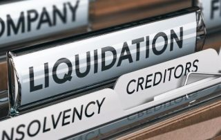 customer insolvency supplier insolvency